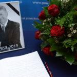 Pogrzeb Wojciecha Gawkowskiego