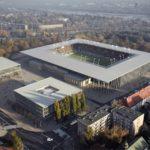 Projekt stadionu Polonii Warszawa wybrany [wizualizacje]