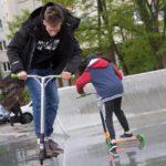 Skate park w warszawskim Ursusie otwarty