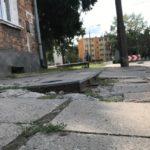 Ruszył remont ulicy Stalowej