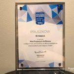 Nagroda dla Pruszkowa na Kongresie Regionów 2019