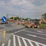 Zamknięty przejazd w Parzniewie. Zmiany w komunikacji