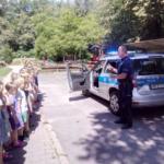 Policja w przedszkolu. Porozmawiali o bezpieczeństwie