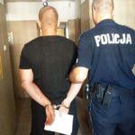 Dozory i zakaz zbliżania się za rozbój i kradzież rozbójniczą w Błoniu