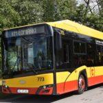 Nowe autobusy w Łomiankach