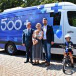 500bus w Pruszkowie