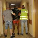 Sprawcy groźnego rozboju w Pruszkowie zatrzymani