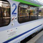 Pociągi PKP Intercity w Wołominie i Grodzisku Mazowieckim