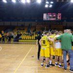 Przerwana seria Znicza Basket
