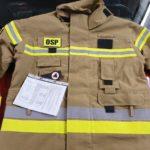 Nowe mundury dla OSP w Brwinowie