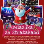 """""""Gwiazdka z Strażakami"""" – trwa akcja zbierania prezentów dla dzieci"""