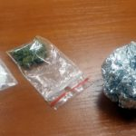 Narkotyki ukryła nawet w bieliźnie