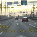 200 km/h po Warszawie. Kierowca Ferrari zatrzymany