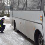 """""""Bezpieczne ferie"""" 2020. Policja zapowiada kontrole autobusów"""