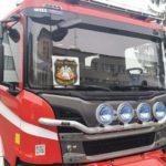 Nowy wóz bojowy w OSP Mroków
